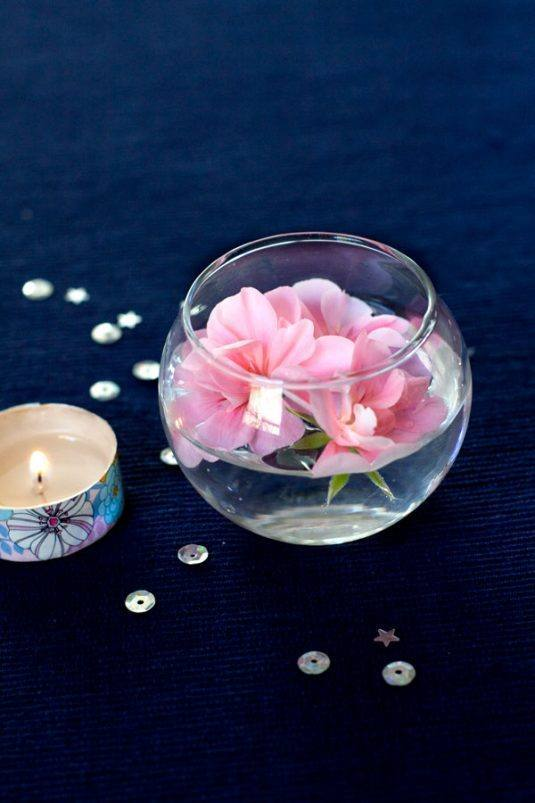 spring candles 5