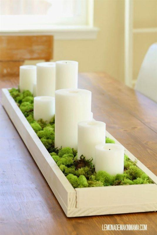 spring candles 8