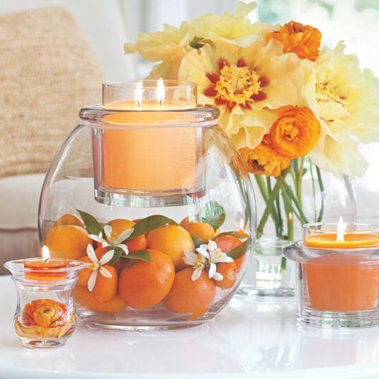 spring candles 9
