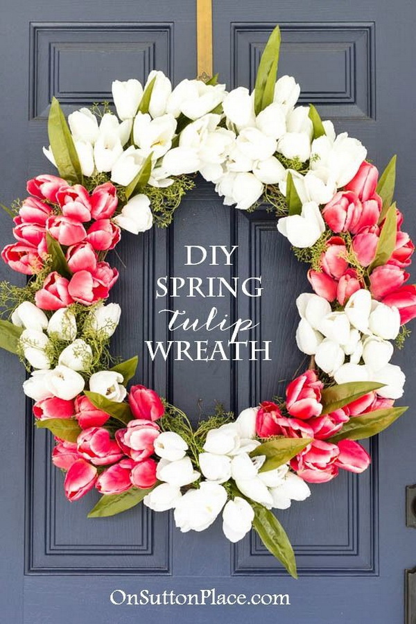 spring home decor 15