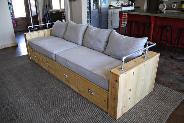 15+ Coolest Space Saving Furniture Ideas