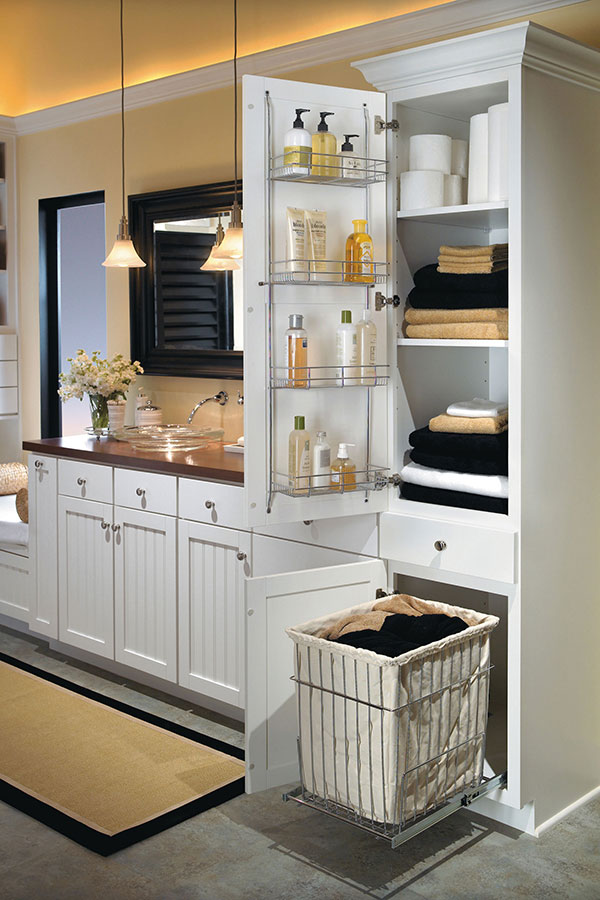 storage solutions for small bathrooms 15