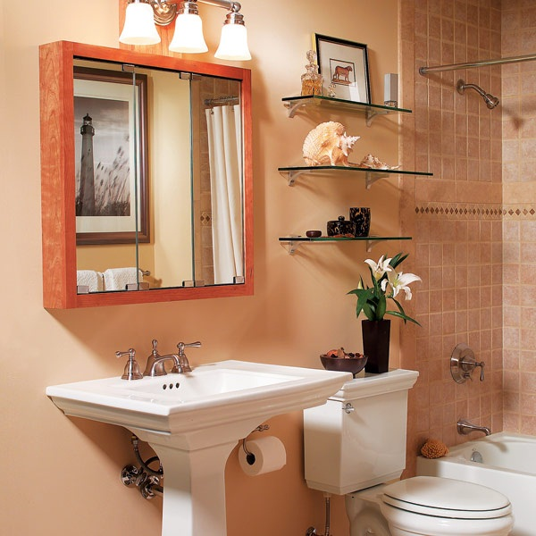 storage solutions for small bathrooms 18