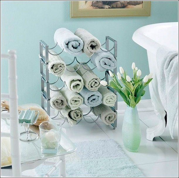 storage solutions for small bathrooms 19