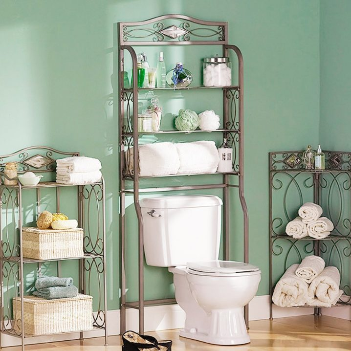 storage solutions for small bathrooms 3