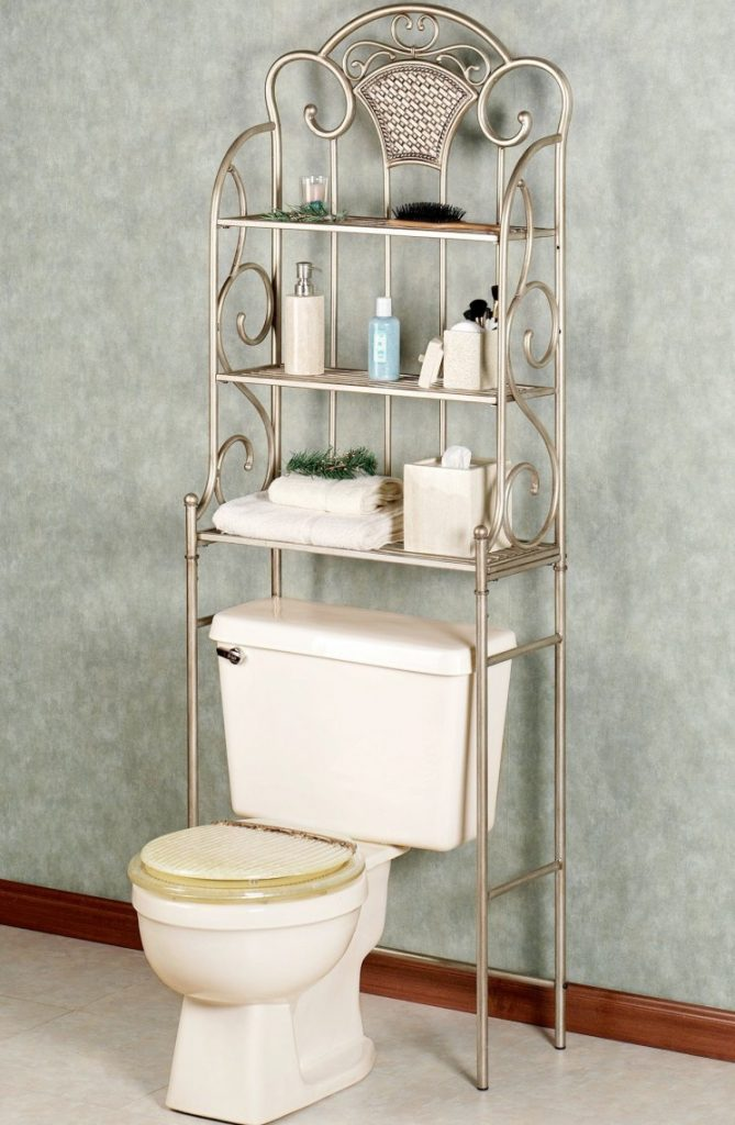 storage solutions for small bathrooms 5
