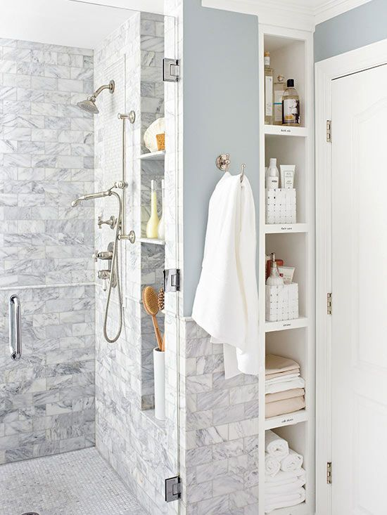 15+ Super Smart Storage Solutions For Small Bathrooms