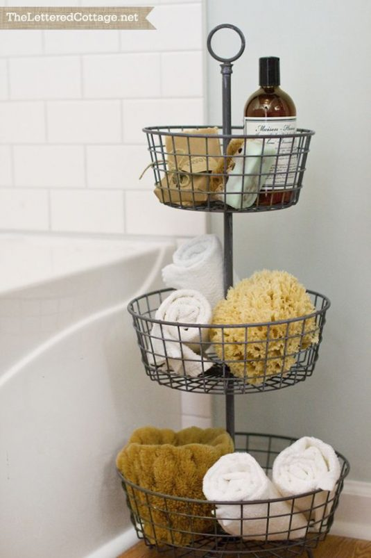 storage solutions for your bathroom 1