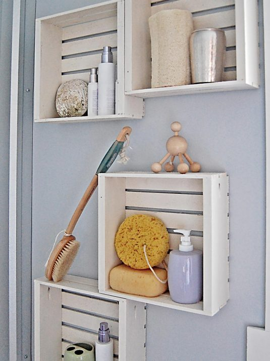 15+ Storage Solutions for Your Bathroom (Stunning Simple)