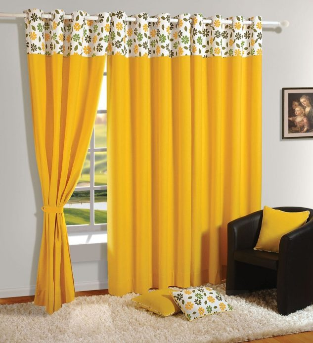 stylish curtains design 1