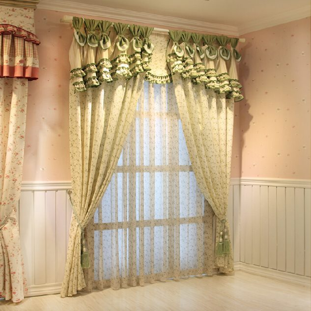 15+ Superb Stylish Curtains Design