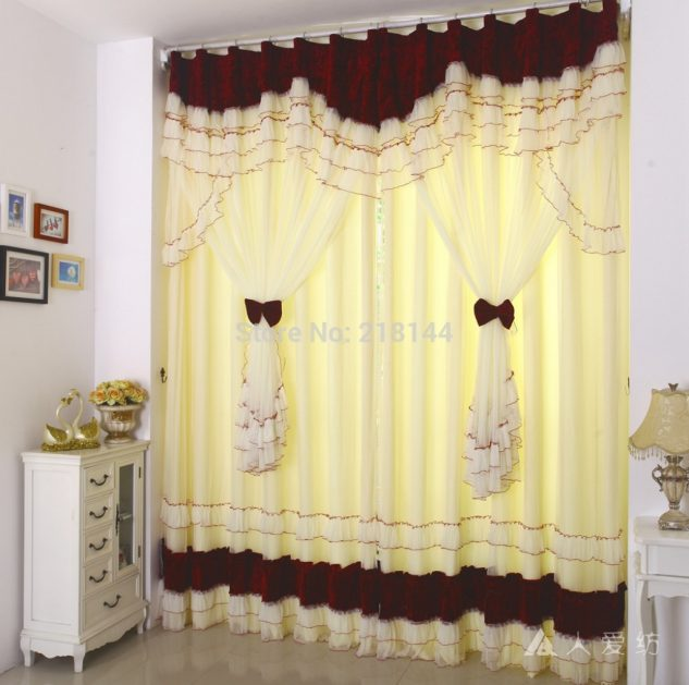 stylish curtains design 6