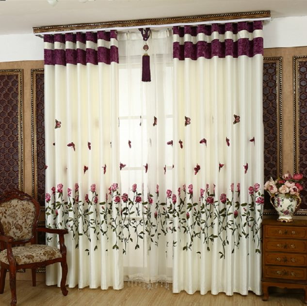 stylish curtains design 7