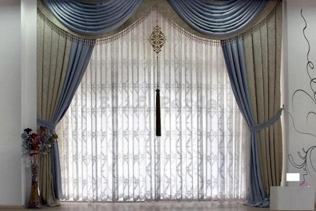 stylish curtains design 9