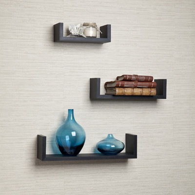 stylish floating shelves 17
