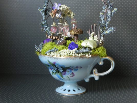 teacup garden ideas 11