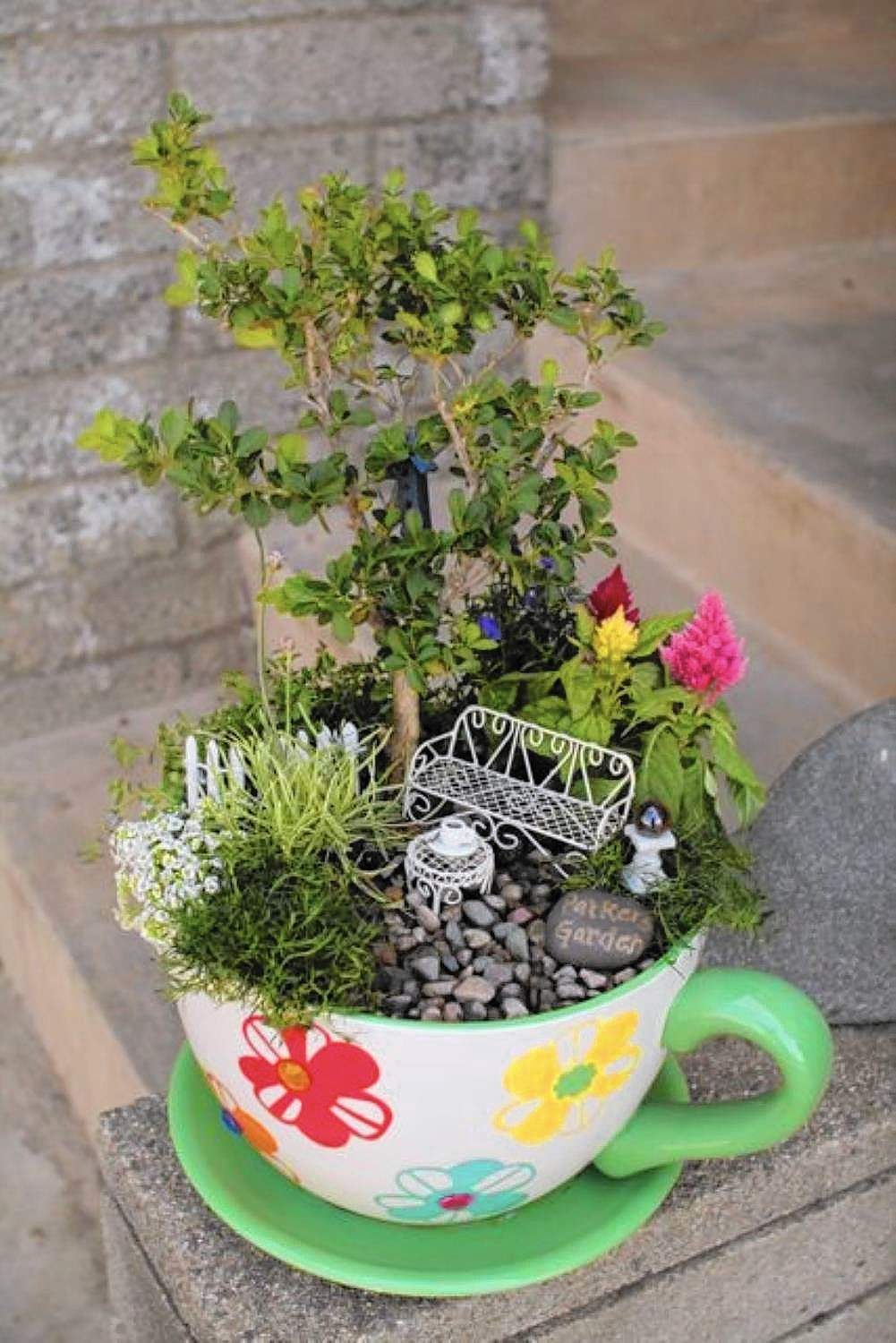 teacup garden ideas 4