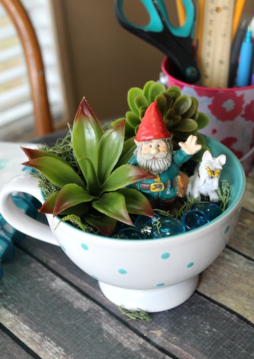 teacup garden ideas 5