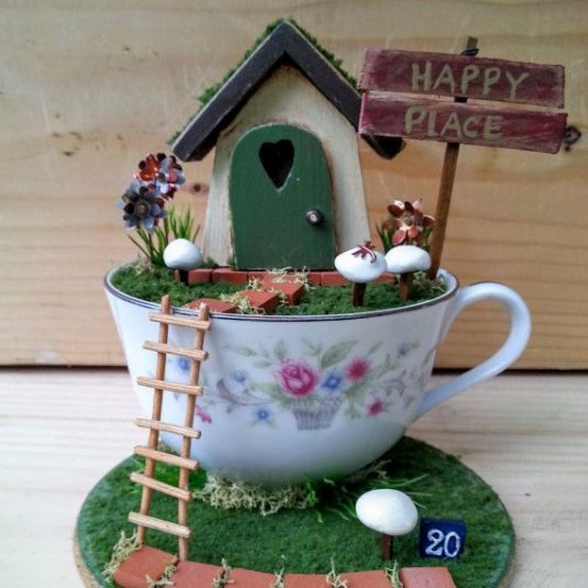 teacup garden ideas 9