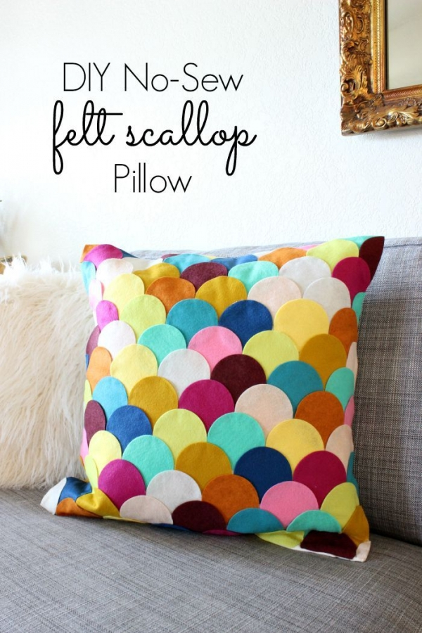 15+ DIY Textile Home Decor Ideas