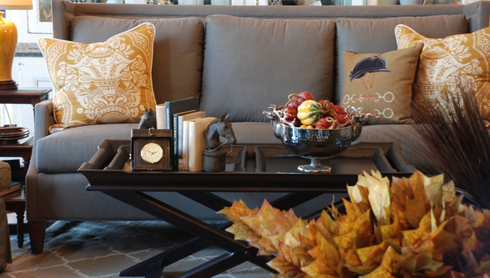 three quick looks for three fall decorating