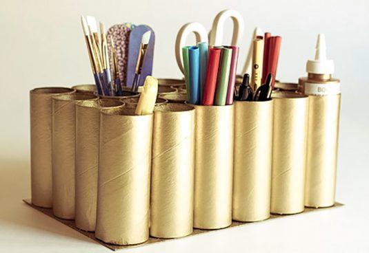 20+ DIY Toilet Paper Roll Crafts