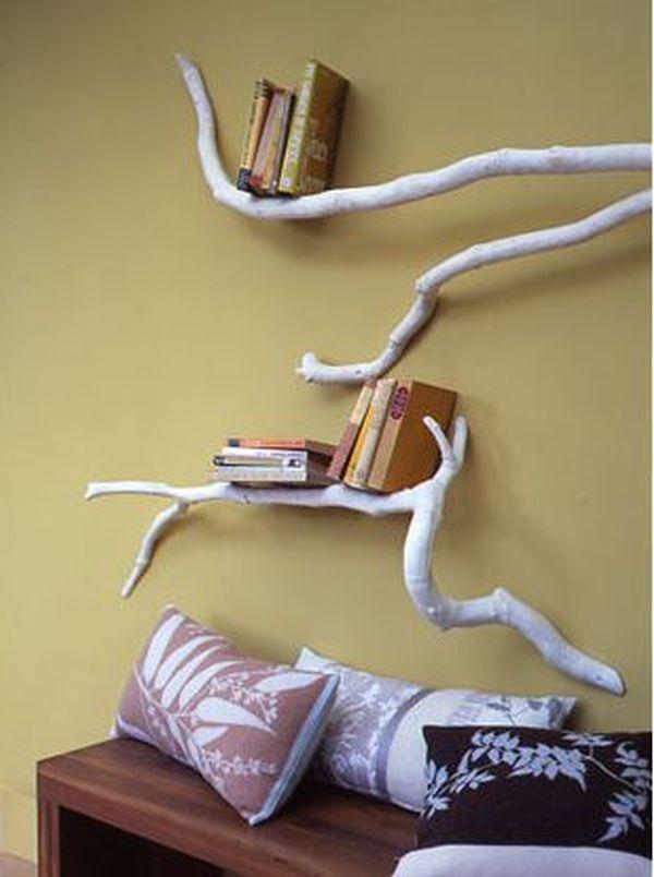 15+ Creative Tree Branches Decor Ideas