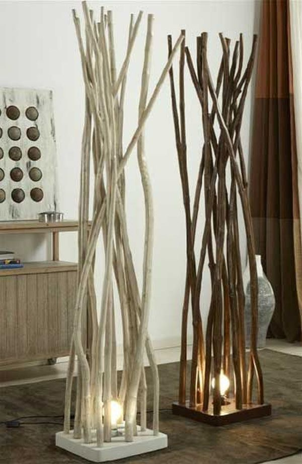 15+ Creative Tree Branches Decor Ideas