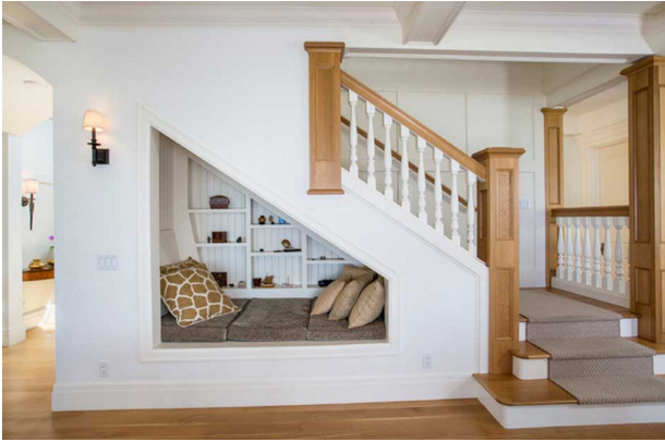 20+ Creative Under Stairs Storage Ideas