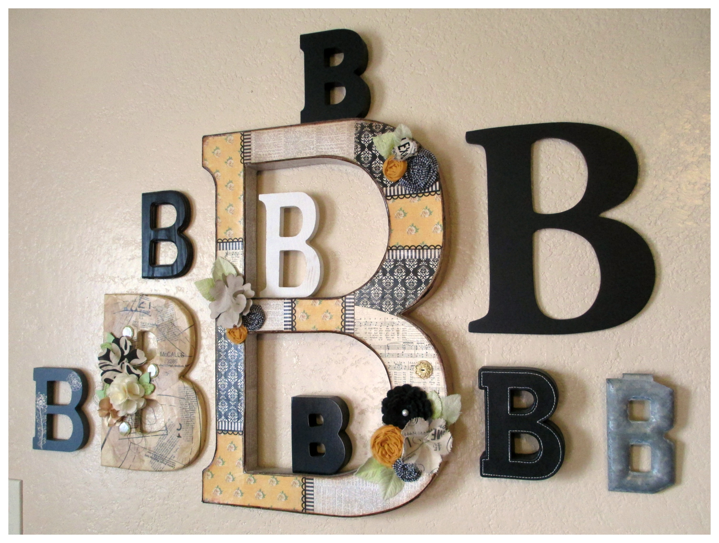Make your home beautiful with unique wall decor Cool wall signs