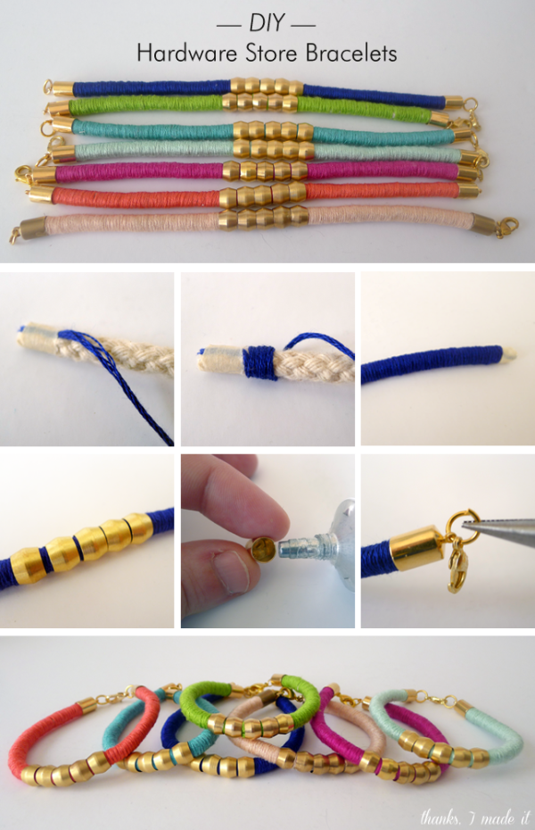 16 Easy Ways To Do a Frashionable Bracelets