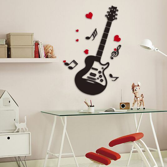 Awesome 3D Wall Stickers For Your Home Decor Part 71