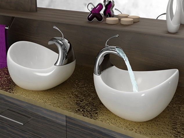 12 Creative Bathroom Sink Designs