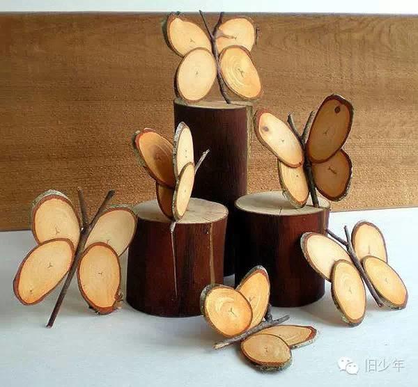12+ Lovely Wood Slice Crafts