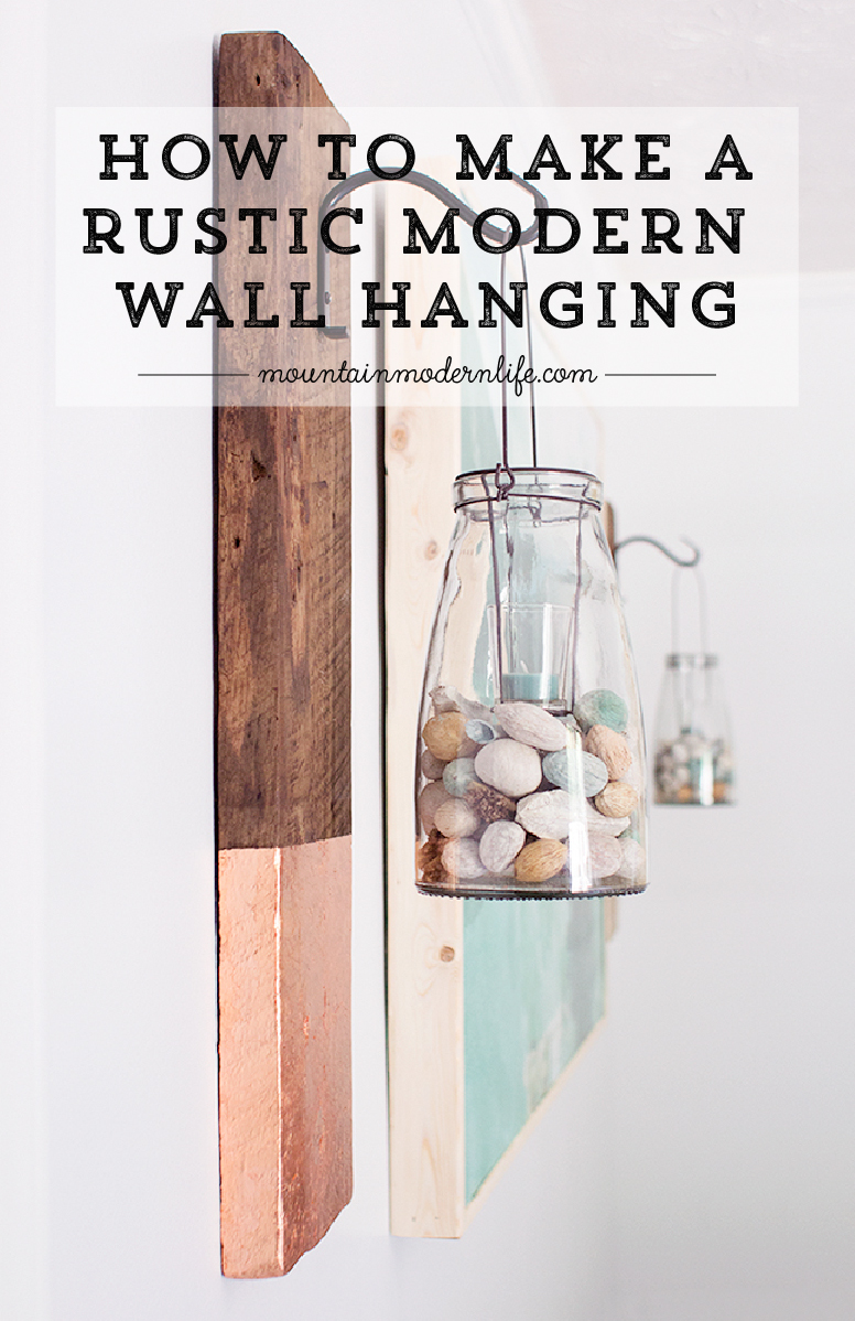 20+ Lovely DIY Wood Wall Decor