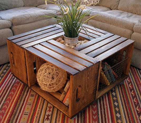 wooden crates furniture 2