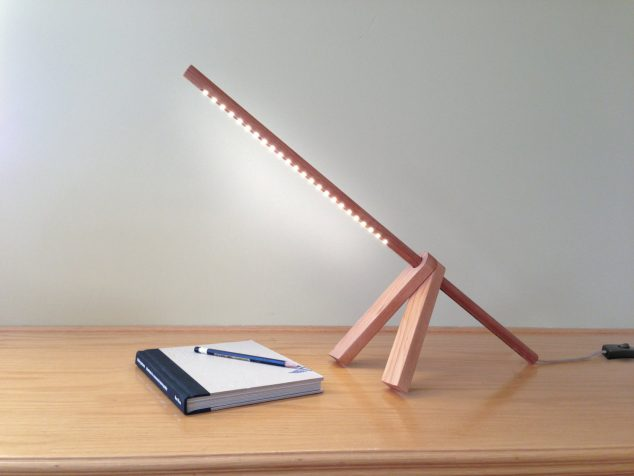 10+ Great Wooden Lamp Design